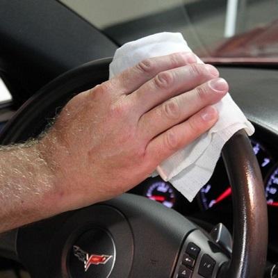 نظافت و شستشوی خودرو