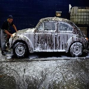 کارواش اتوماتیک و شستشوی خودرو