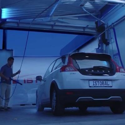 شستشوی خودرو با کارواش