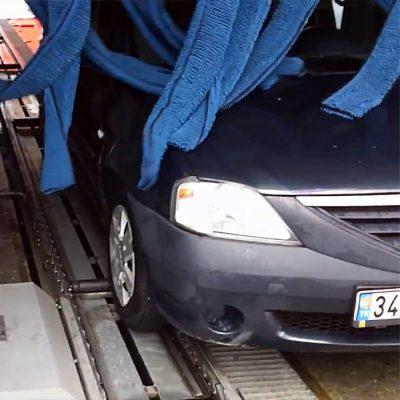 کارواش اتوماتیک تونلی