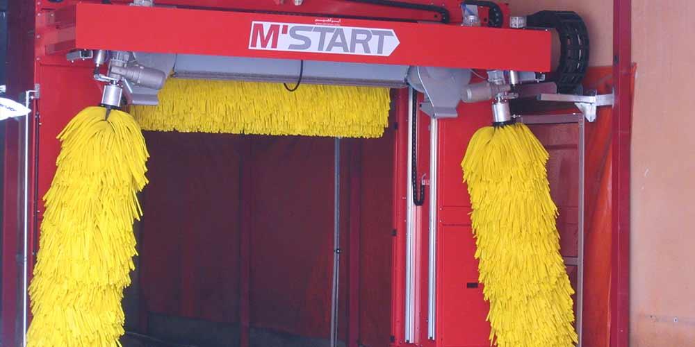 MSTART کارواش اتوماتیک اهواز