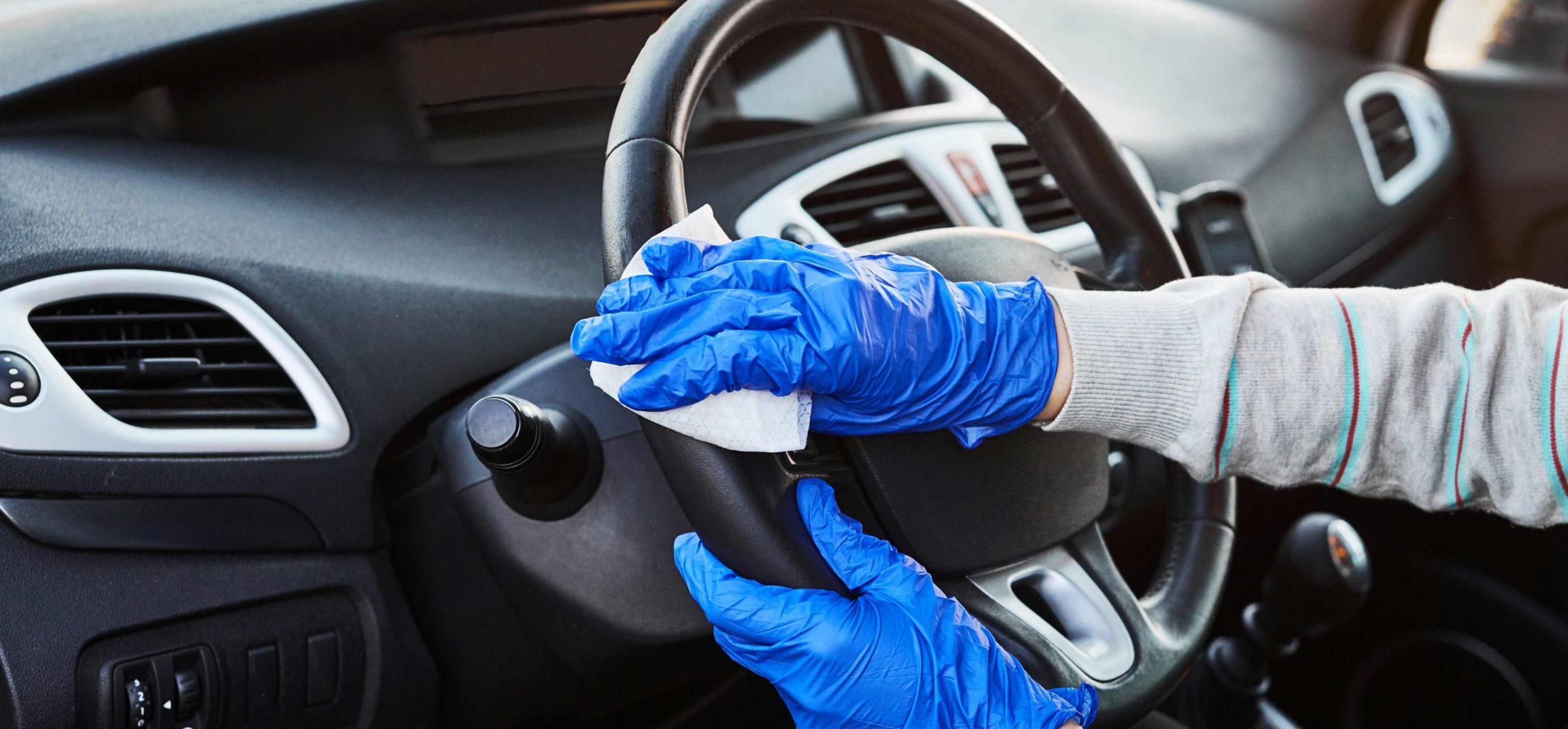 شستشوی خودرو و حساسیت