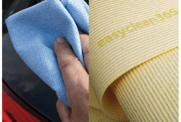 دستمال میکروفایبر برای کاربرد در کارواش
