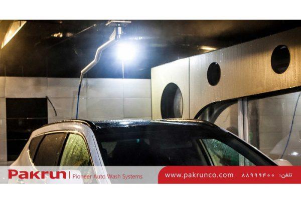 بوم فشار قوی سقفی برای نصب هم زمان دو بوم