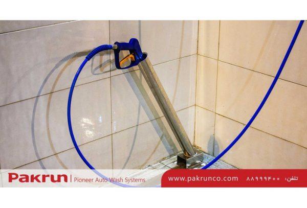 از نگهدارنده لنس برای جلوگیری از آسیب به لنس استفاده می شود.