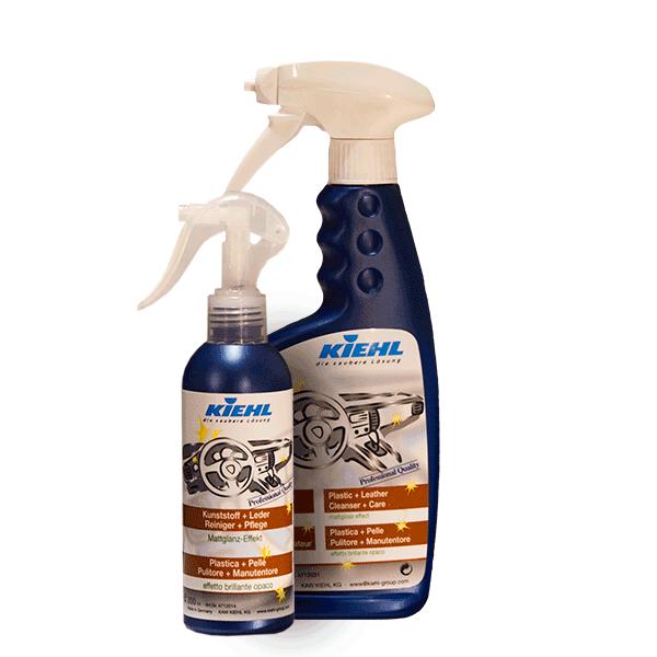 اسپری مایع تمیزکننده و نگهدارنده داشبورد و سطوح چرمی