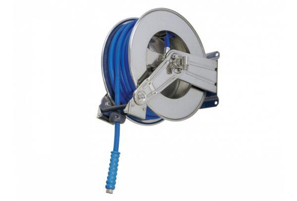 قرقره اتوماتیک برای سهولت جمع کردن شلنگ فشار قوی